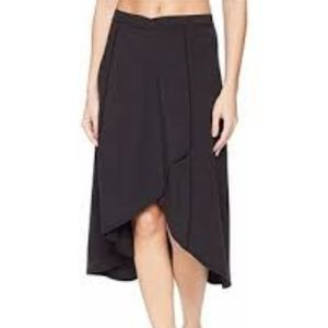 Stonewear Modest Athletic Crossover Skirt L